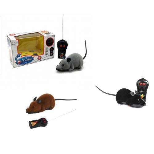 4- Kedinizin avcılık içgüdülerini tetikleyecek uzaktan kumandalı fareler