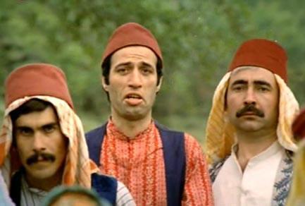 Tosun Paşa filminden bir replik