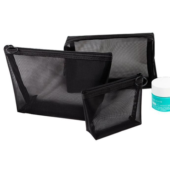 şeffaf makyaj çantası