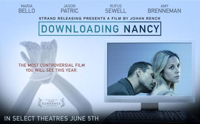 Evli ve Mutsuz Bir Kadının İnternetteki Umudu: Downloading Nancy