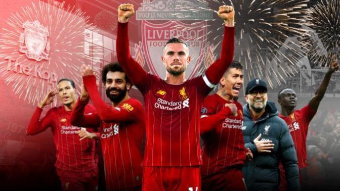 Futbolda 2019/2020 Sezonunu Şampiyon Tamamlayan Kulüpler!