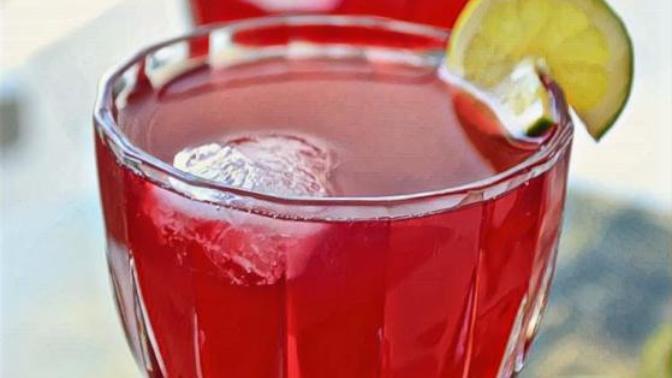 Evde Buz Gibi Kirazlı Limonata Tarifi 🍹