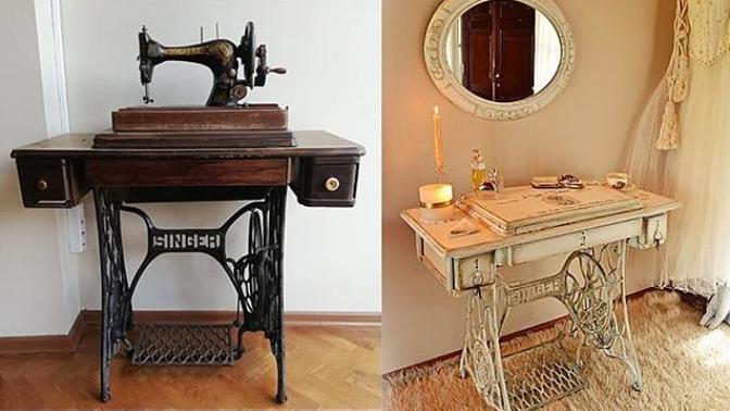 Eski Mobilyaları Değerlendirmenin İnanılmaz Hafifliği