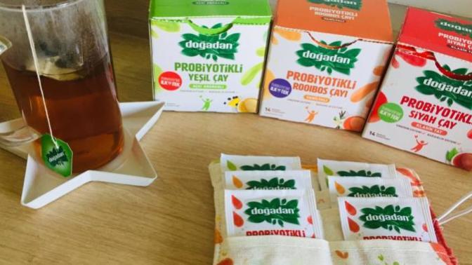 Doğadan Probiyotik Çaylar ile Mutlu Bağırsaklar, Mutlu Bir Ben!