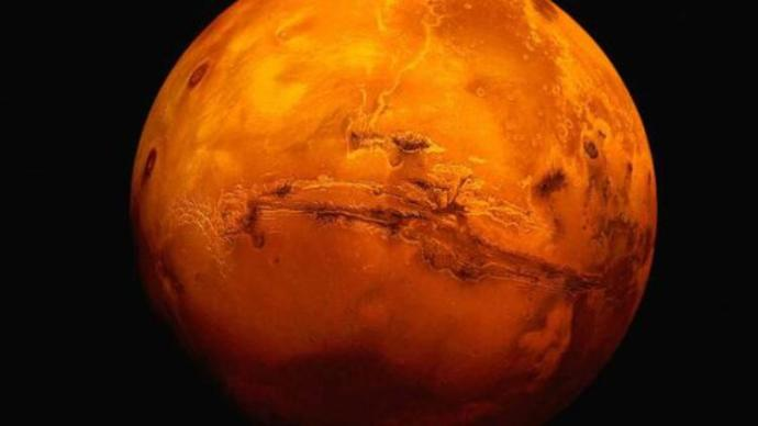 Sırrı Bir Türlü Çözülemeyen Mars Gezegeni Neden Kırmızıdır?