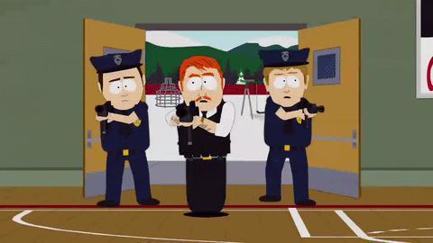 Polis rolü üzerinde fazla durulmamış...