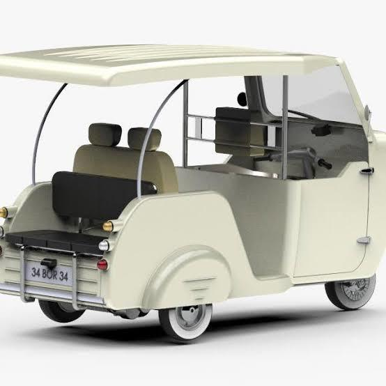 Multi Fonksiyonel Mini Ticari Araç Harikası: Lambretta 200!