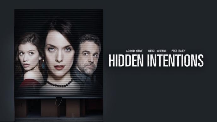 Esrarengiz Bir Kadının Sırrı: Hidden Intentions