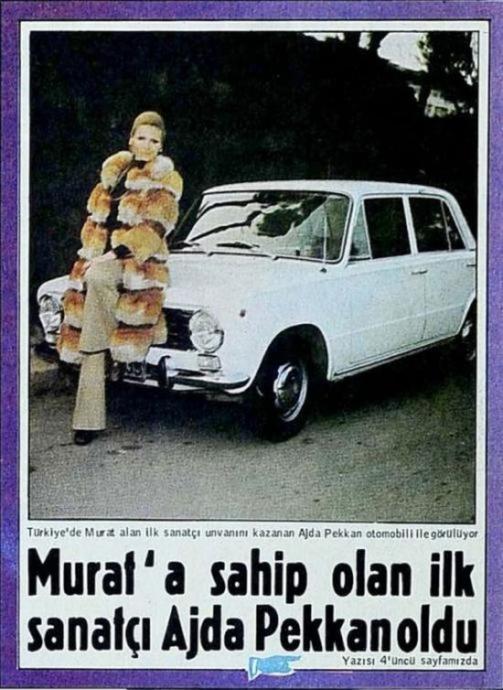 Arabaların Efsanesi: Hacı Murat!