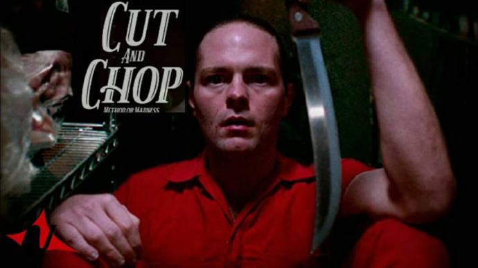 Kasap Rolüne Kendisini Kaptıran Aktör: Cut and Chop