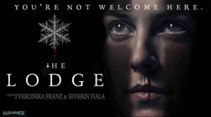 Sorunlu Bir Psikolojiye Sahip Olan Bir Kadının Çocuklarla İmtihanı: The Lodge
