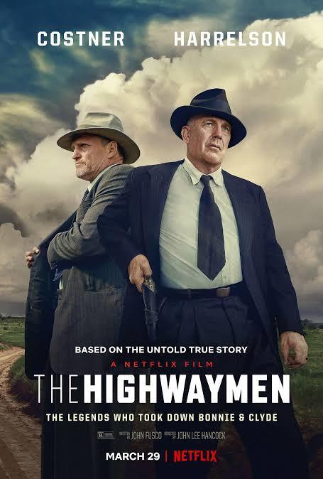 İki Eski Dedektifin Konu Alındığı Suç ve Polisiye Filmi: The Highwaymen