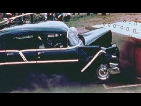 İlk çarpışma testine tabi tutulan Chevrolet