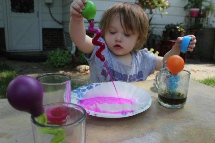 Anne Sıkıldım Diyen Çocuklara Son! Çocuklar İçin Evde Yapılabilecek Eğlenceli Ve Öğretici Aktiviteler!