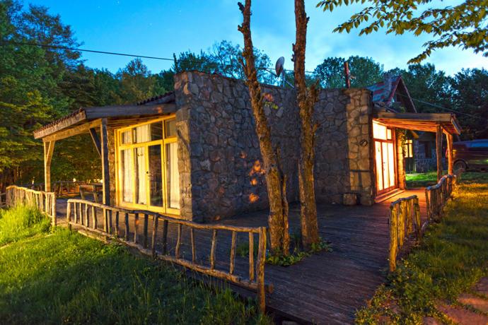 Hafta Sonu Tatili İçin Birbirinden Güzel Dağ Evleri