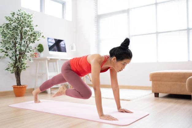 Evde Boş Durmak Yok: Evde Yapılabilecek En Etkili 5 Karın Egzersizi!