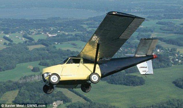 Uçan otomobil Aerocar