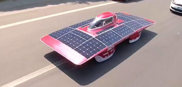 Lightyear One: Dünyanın İlk Güneş Enerjisiyle Şarj Olan Binek Otomobili!