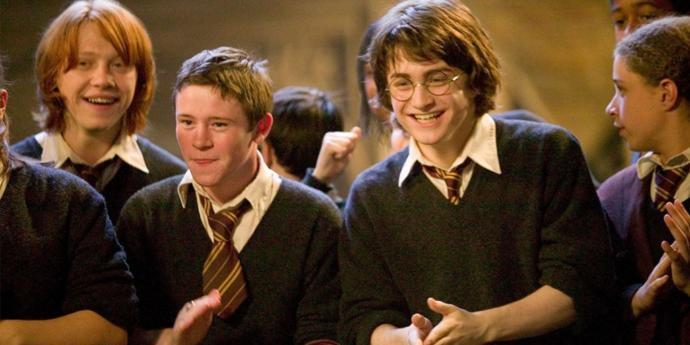 Harry Potterın Ron Weasley'i Baba Oldu!