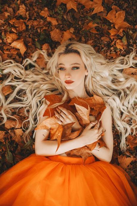 Cinderella, Rapunzel Hepsi Hikaye! Sonbaharda Doğal Saç Rengin Herkesin Dilinde!