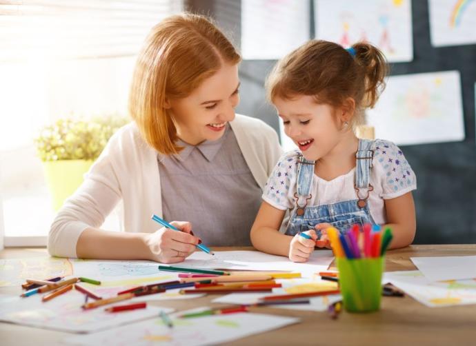 Okul Öncesi Çocuklarına Kaç Yaşından İtibaren Sayılar Öğretilmelidir?