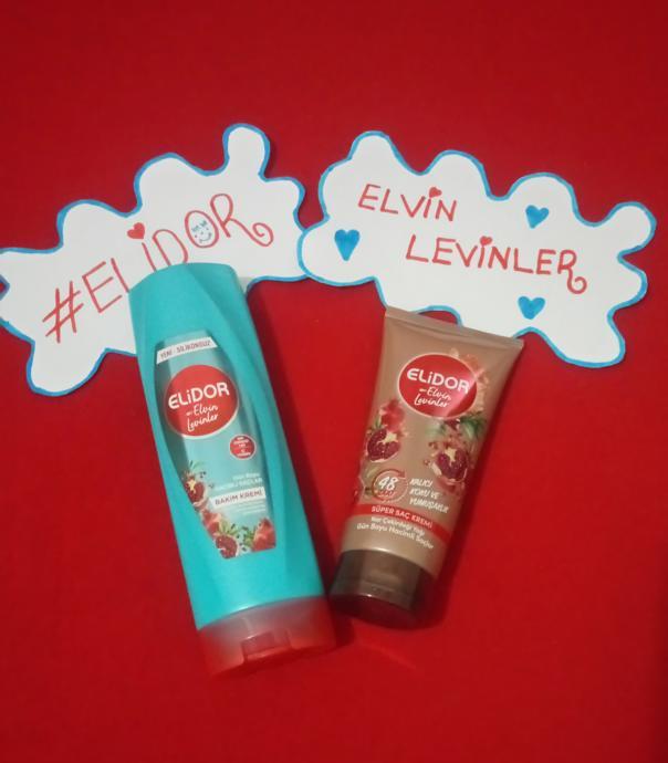 Kokusuna Aşık Olduğum Elidor By Elvin Levinler Saç Bakım Seti Karșınızda!