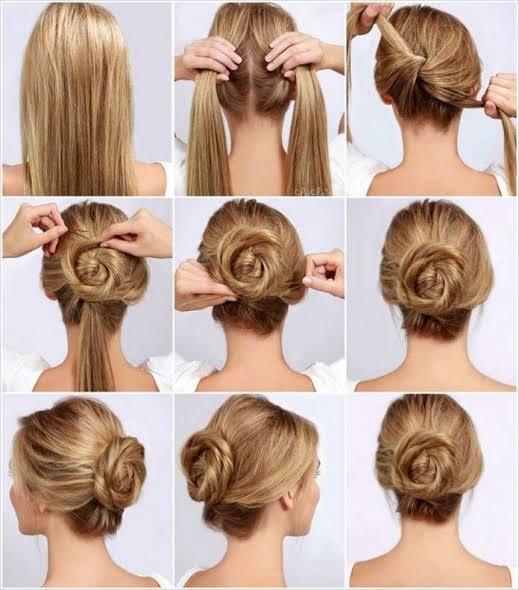 Özel Günler İçin Kuaförlere Servet Harcamanıza Gerek Kalmayacak! Birbirinden Şık ve Kolay Saç Modelleri