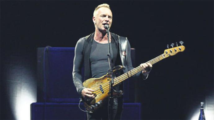 Sesi, Müziği, Şarkı Sözleri İle Bir İkon: Karşınızda Sting