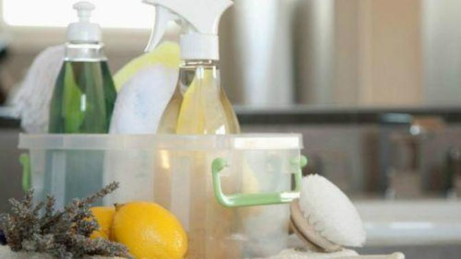 Doğal Temizlik İpuçlarımı Paylaşıyorum!