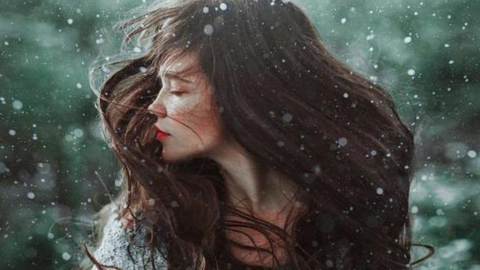 Kış Masalı Kahramanlarına Özel 4 Saç Bakım Önerisi!