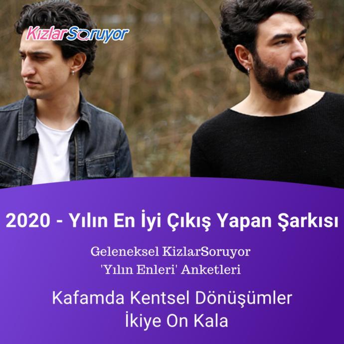 Türkiyenin Magazin Gündemini Belirleyen 2020'nin En'leri Anketleri Sonuçlandı!