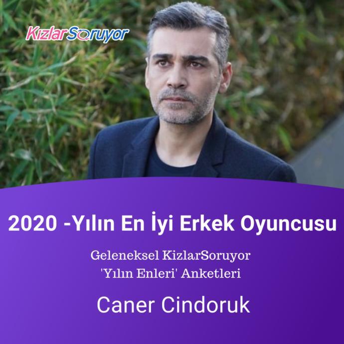 Yılın en iyi erkek oyuncusu : Caner Cindoruk - (Sadakatsiz)