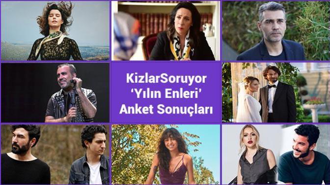 Türkiye'nin Magazin Gündemini Belirleyen '2020'nin En'leri' Anketleri Sonuçlandı!
