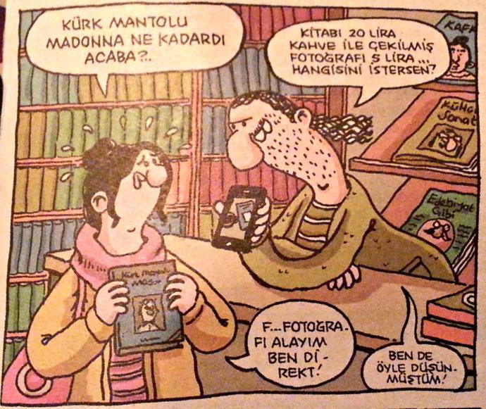 Kitapçı