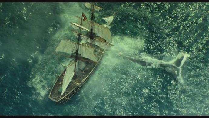 In the Heart of the Sea (Denizin Ortasında)