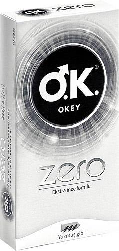 İlişkilerin Gözdesi OKEY Zero Serisi!
