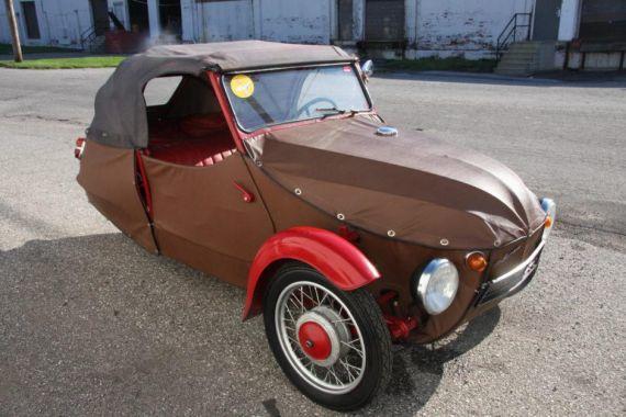 Velorex 350 otomobili