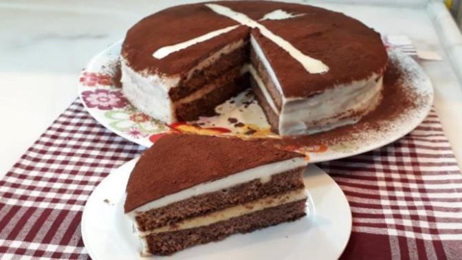 Tiramisu'nun En Pratik Halini Sizlerle Buluşturuyorum: Hazır Kek İle Tiramisu Tarifi!