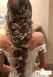 En Güzel Gelin Saçı Modelleri!