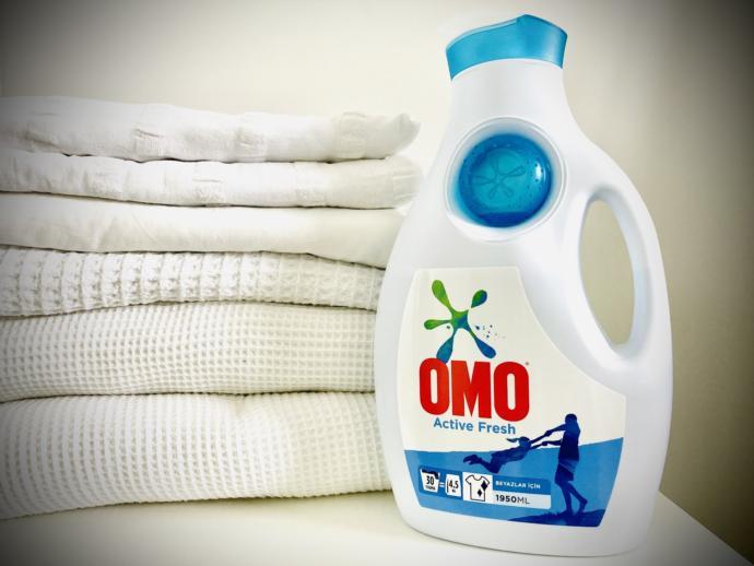OMO Active Fresh Sıvı Deterjan ile tanışın!