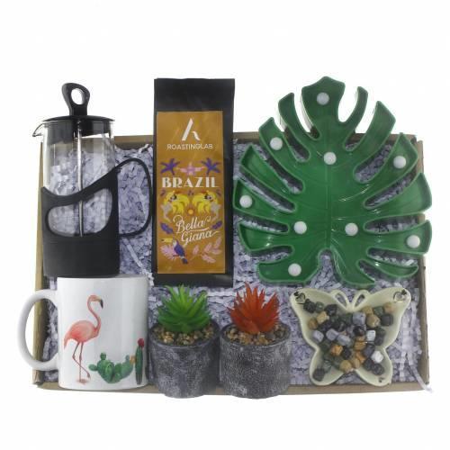 Filtre kahve hediye paketi