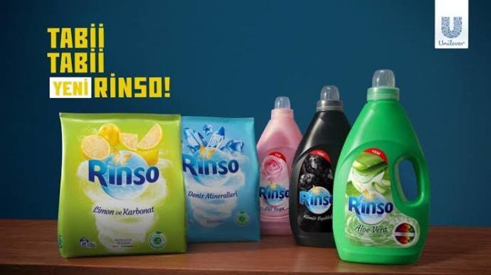 Yeni Rinso serisi