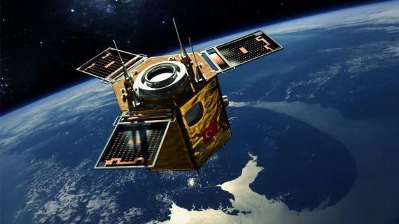 Türk yapımı Göktürk uydusu