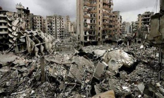 1999 Gölcük depreminde yıkılan binalardan birkaçı