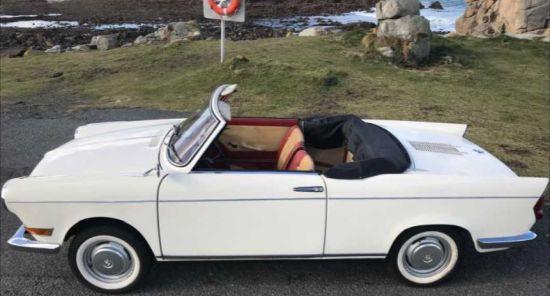 BMW 700 firmasını batıştan kurtaran otomobil