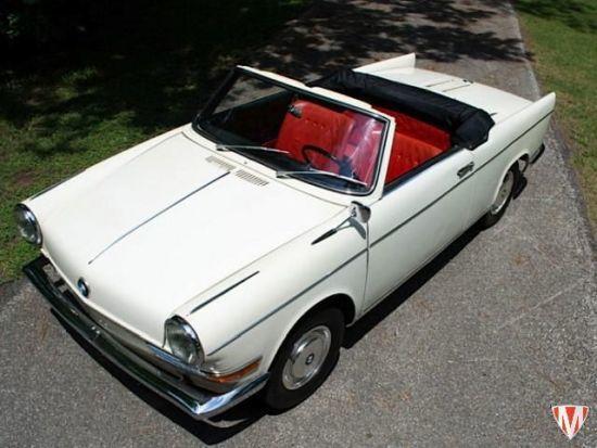 BMW 700 cabrio modeli
