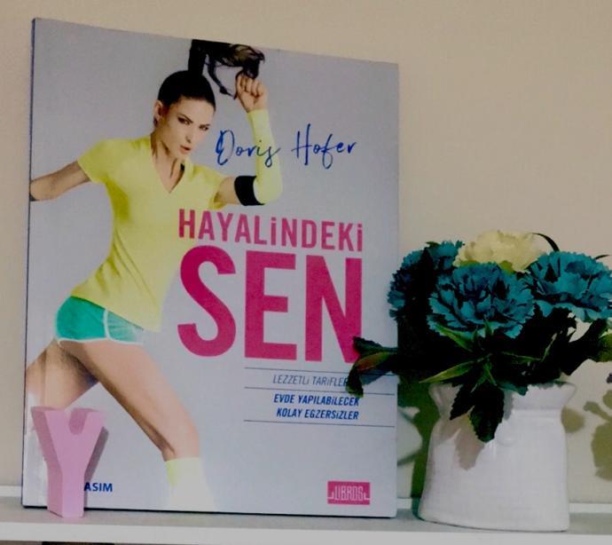 KS'nin Muhteşem Hediyesi: Doris Hofer İmzalı Hayalindeki Sen Kitabım Geldii!