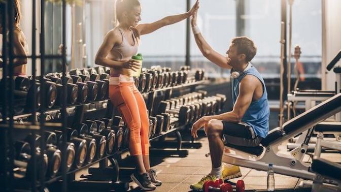 Her Spor Salonunda Karşınıza Çıkabilecek Enteresan İnsan Tipleri!