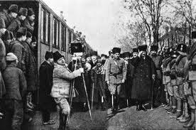 27 Aralık 1919 / Ulu Önderin Ankara ya gelişi