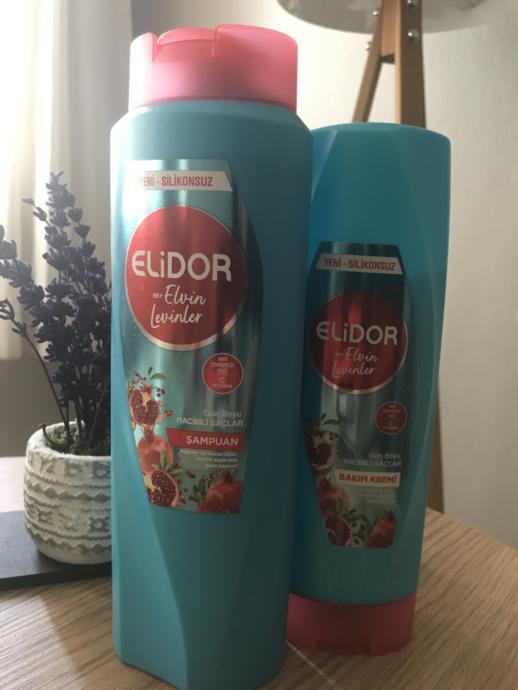 Saçlarımda Bir İlk: Elidor by Elvin Levinler Deneyimim